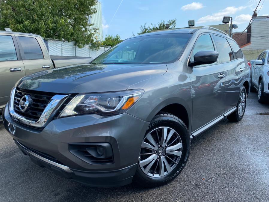 Used Nissan Pathfinder 4x4 S 2018 | Sunrise Autoland. Jamaica, New York