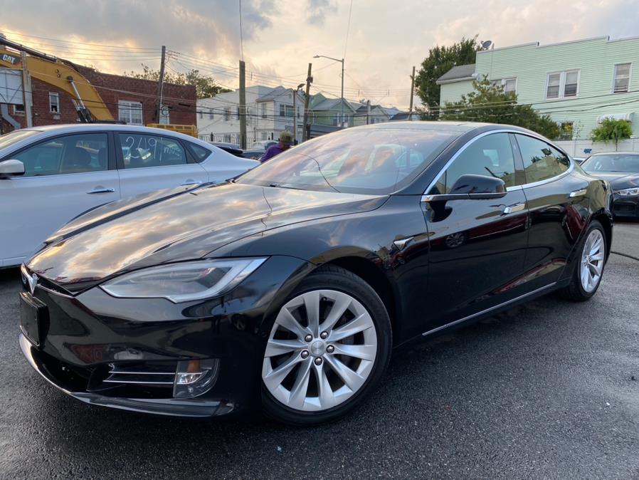 Used Tesla Model S 75D AWD 2018 | Sunrise Autoland. Jamaica, New York