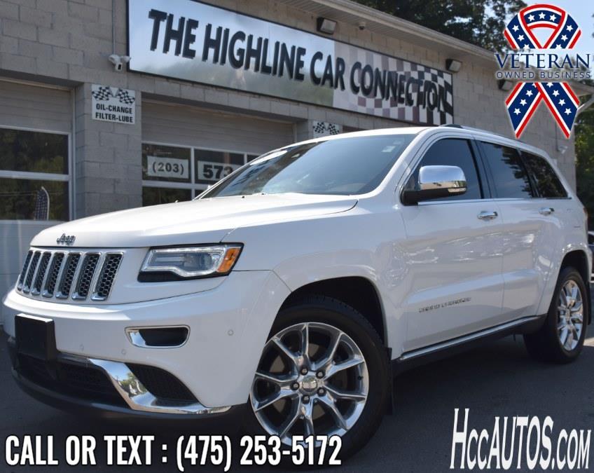 Used 2016 Jeep Grand Cherokee in Waterbury, Connecticut | Highline Car Connection. Waterbury, Connecticut