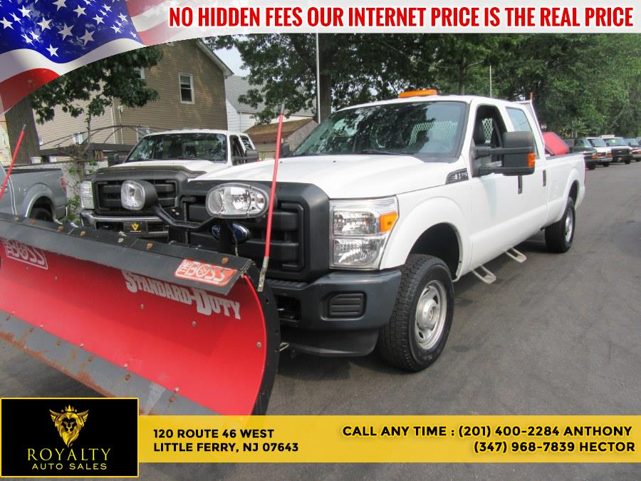 """Used Ford Super Duty F-250 SRW 4WD Crew Cab 172"""" XLT 2012 