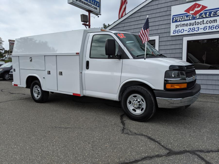 Used 2012 Chevrolet Express Commercial Cutaway in Thomaston, Connecticut
