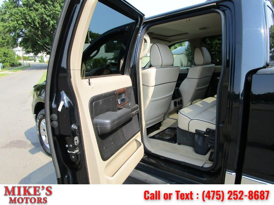 """Used Lincoln Mark LT 4WD Supercrew 139"""" 2006   Mike's Motors LLC. Stratford, Connecticut"""