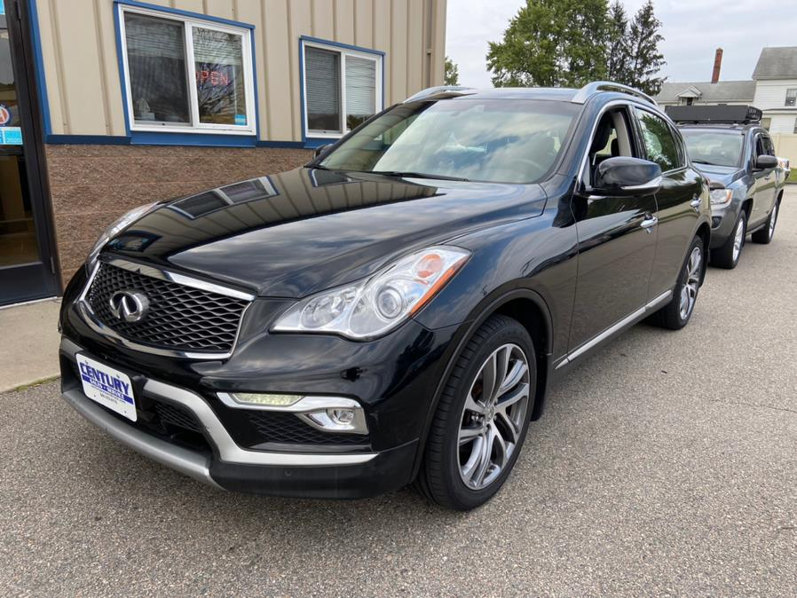 Used INFINITI QX50 AWD 4dr 2016 | Century Auto And Truck. East Windsor, Connecticut
