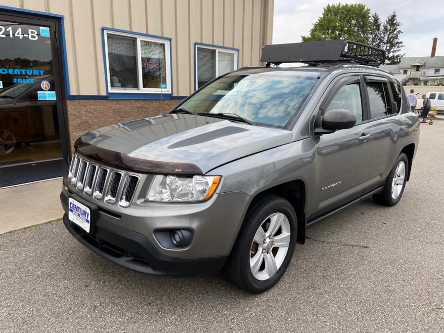 Used 2012 Jeep Compass in East Windsor, Connecticut | Century Auto And Truck. East Windsor, Connecticut