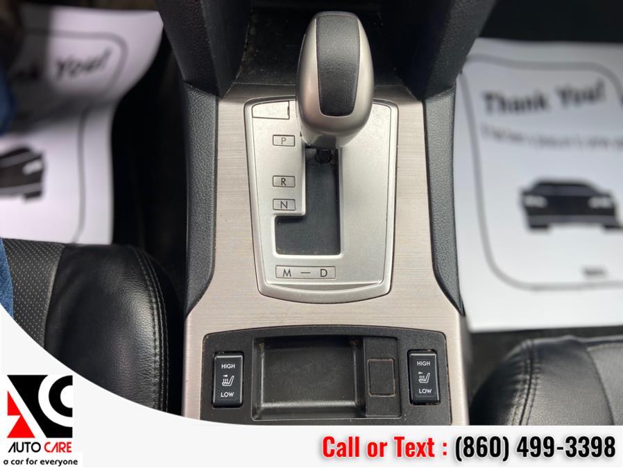 Used Subaru Outback 4dr Wgn H4 Auto 2.5i Limited 2012 | Auto Care Motors. Vernon , Connecticut