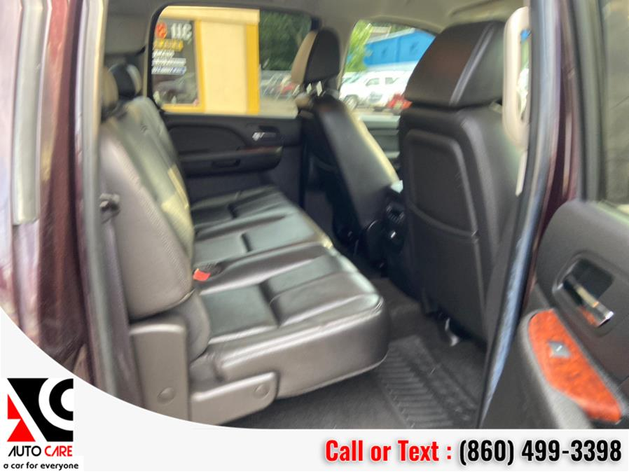 Used Chevrolet Silverado 1500 4WD CREW CAB 143 5' LTZ Z71 2008   Auto Care Motors. Vernon , Connecticut