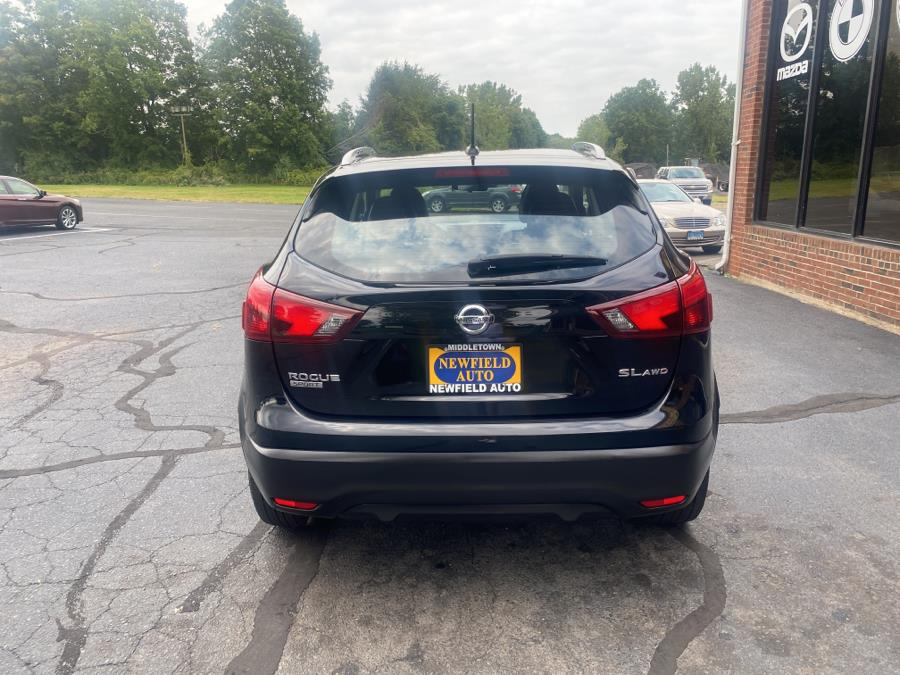 Used Nissan Rogue Sport AWD SL 2017   Newfield Auto Sales. Middletown, Connecticut