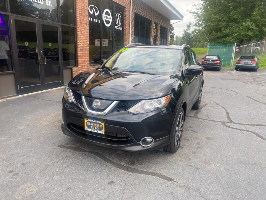 Used 2017 Nissan Rogue Sport in Middletown, Connecticut | Newfield Auto Sales. Middletown, Connecticut