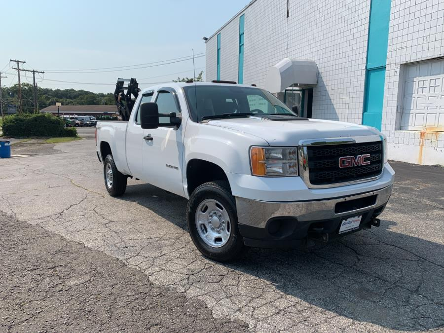 """Used GMC Sierra 2500HD 4WD Ext Cab 144.2"""" Work Truck 2011 