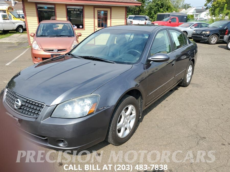 Used 2005 Nissan Altima in Branford, Connecticut | Precision Motor Cars LLC. Branford, Connecticut