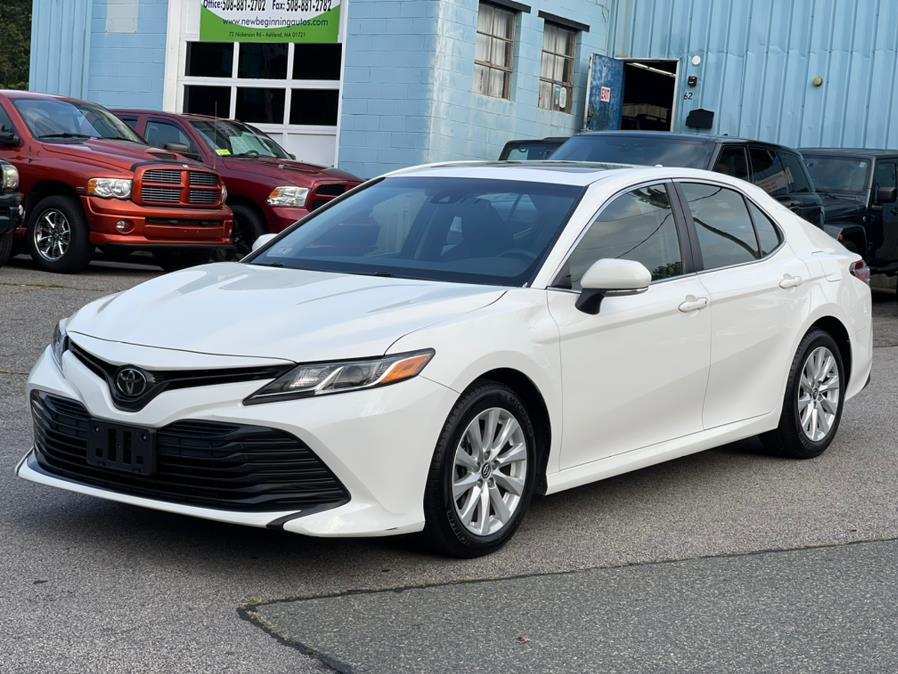 Used 2018 Toyota Camry in Ashland , Massachusetts | New Beginning Auto Service Inc . Ashland , Massachusetts