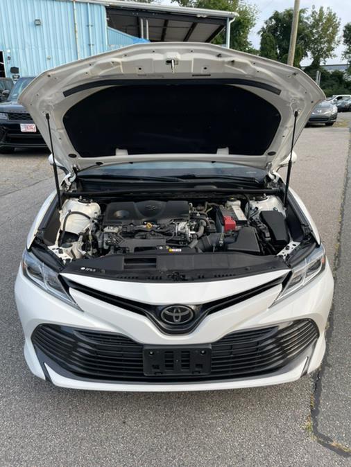 Used Toyota Camry LE Auto (Natl) 2018   New Beginning Auto Service Inc . Ashland , Massachusetts