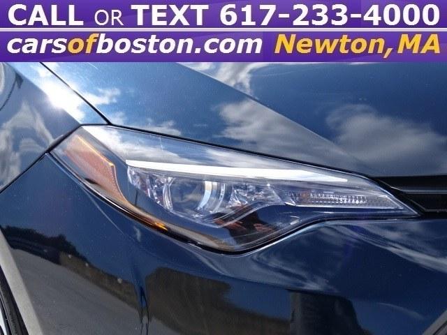 Used Toyota Corolla LE CVT (Natl) 2019   Motorcars of Boston. Newton, Massachusetts