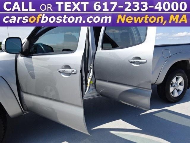 Used Toyota Tacoma 4WD Double Cab LB V6 AT (Natl) 2014   Motorcars of Boston. Newton, Massachusetts