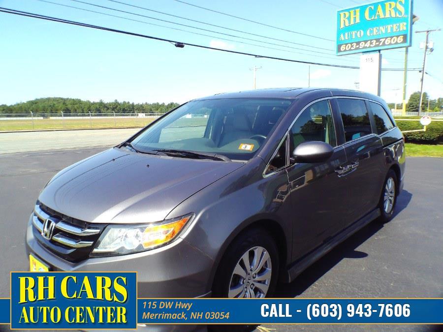 Used 2014 Honda Odyssey in Merrimack, New Hampshire | RH Cars LLC. Merrimack, New Hampshire