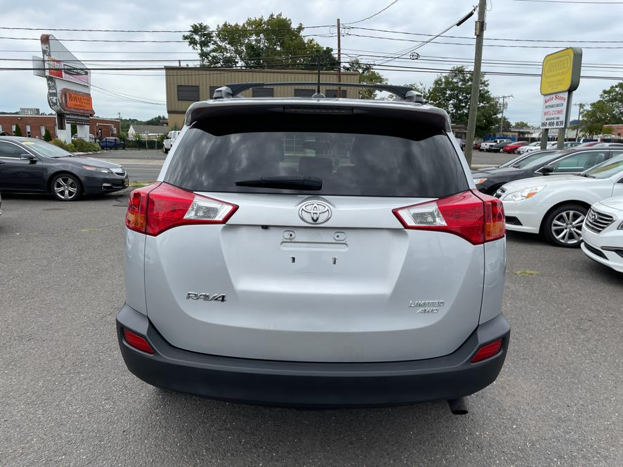 Used Toyota RAV4 AWD 4dr Limited (Natl) 2013   Auto Store. West Hartford, Connecticut