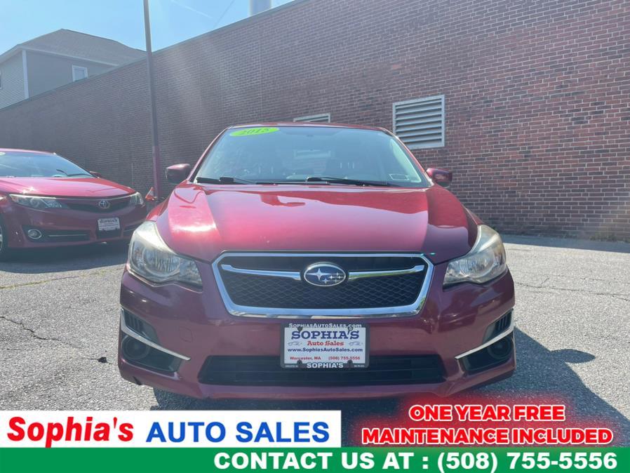 Used 2015 Subaru Impreza Wagon in Worcester, Massachusetts   Sophia's Auto Sales Inc. Worcester, Massachusetts