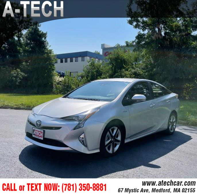 Used Toyota Prius 5dr HB Two Eco (Natl) 2016 | A-Tech. Medford, Massachusetts