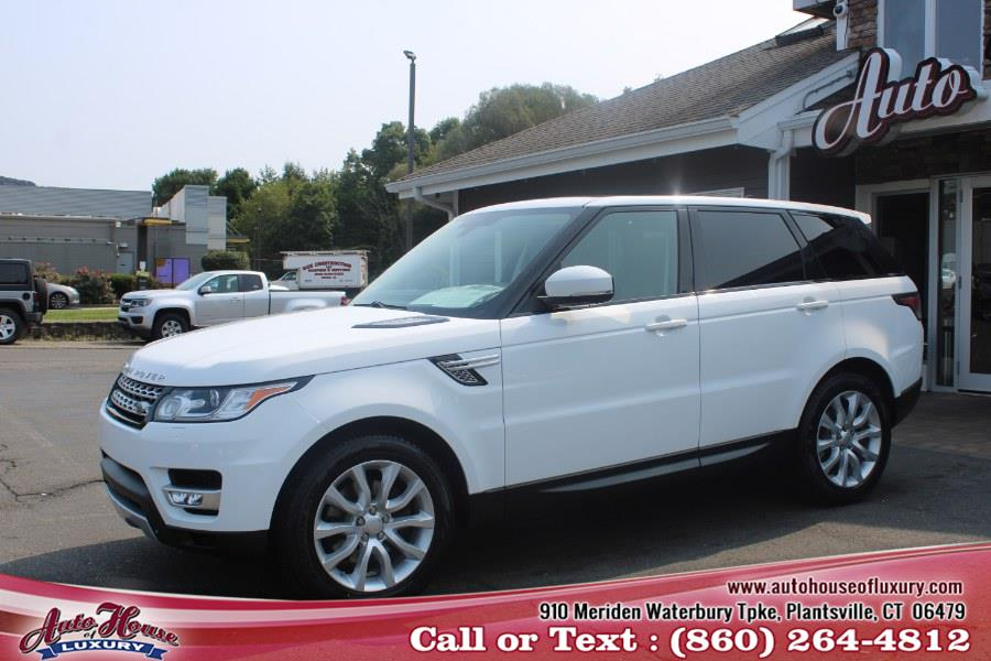 Used Land Rover Range Rover Sport 4WD 4dr HSE 2015   Auto House of Luxury. Plantsville, Connecticut
