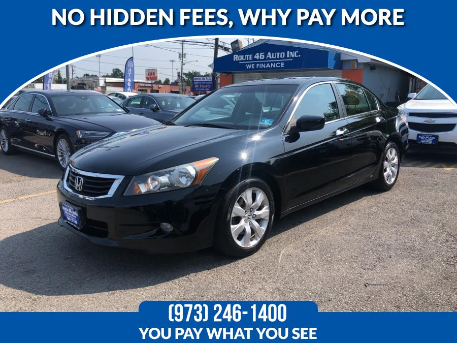 Used 2010 Honda Accord Sdn in Lodi, New Jersey | Route 46 Auto Sales Inc. Lodi, New Jersey