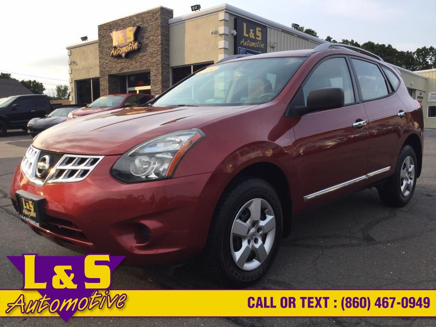 Used 2014 Nissan Rogue Select in Plantsville, Connecticut | L&S Automotive LLC. Plantsville, Connecticut