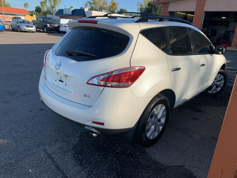 Used Nissan Murano 2WD 4dr SL 2012   Central florida Auto Trader. Kissimmee, Florida
