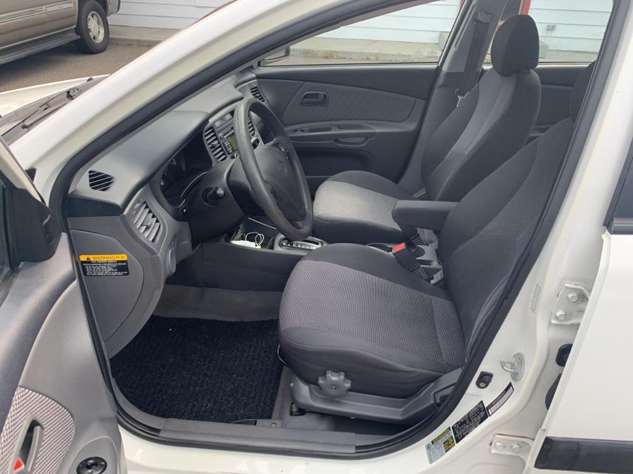 Used Kia Rio 4dr Sdn Auto LX 2009 | American Auto Specialists Inc.. Berlin, Connecticut