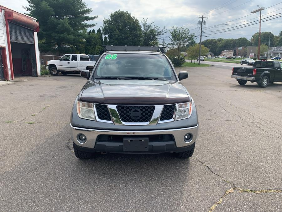 Used Nissan Frontier 4WD Crew Cab SWB Auto SE 2008   American Auto Specialists Inc.. Berlin, Connecticut