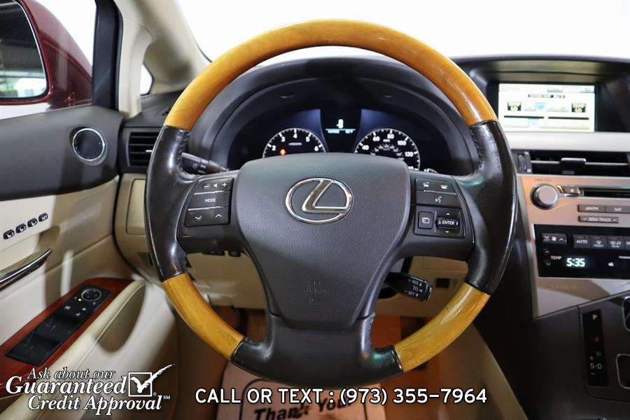 Used Lexus Rx 350 2011   City Motor Group Inc.. Haskell, New Jersey