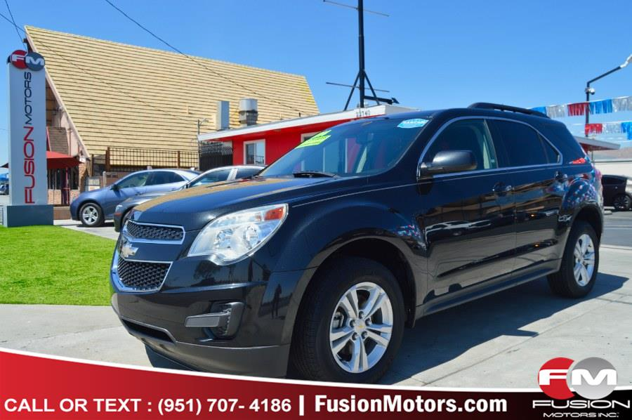 Used Chevrolet Equinox FWD 4dr LT w/1LT 2014 | Fusion Motors Inc. Moreno Valley, California
