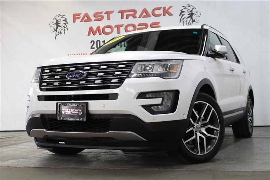 Used Ford Explorer LIMITED 2017   Fast Track Motors. Paterson, New Jersey