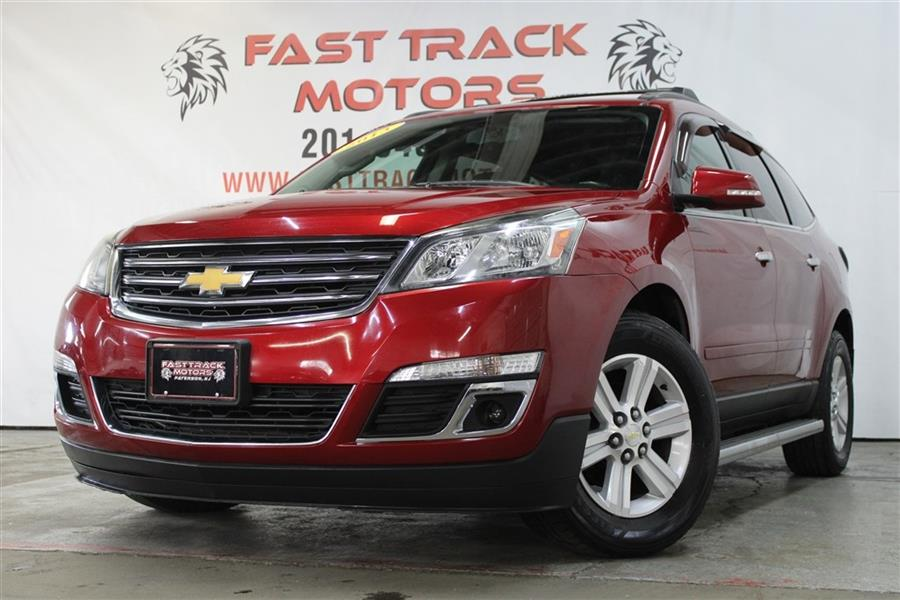 Used Chevrolet Traverse LT 2013   Fast Track Motors. Paterson, New Jersey