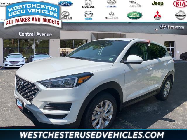 Used Hyundai Tucson SE 2021   Westchester Used Vehicles. White Plains, New York