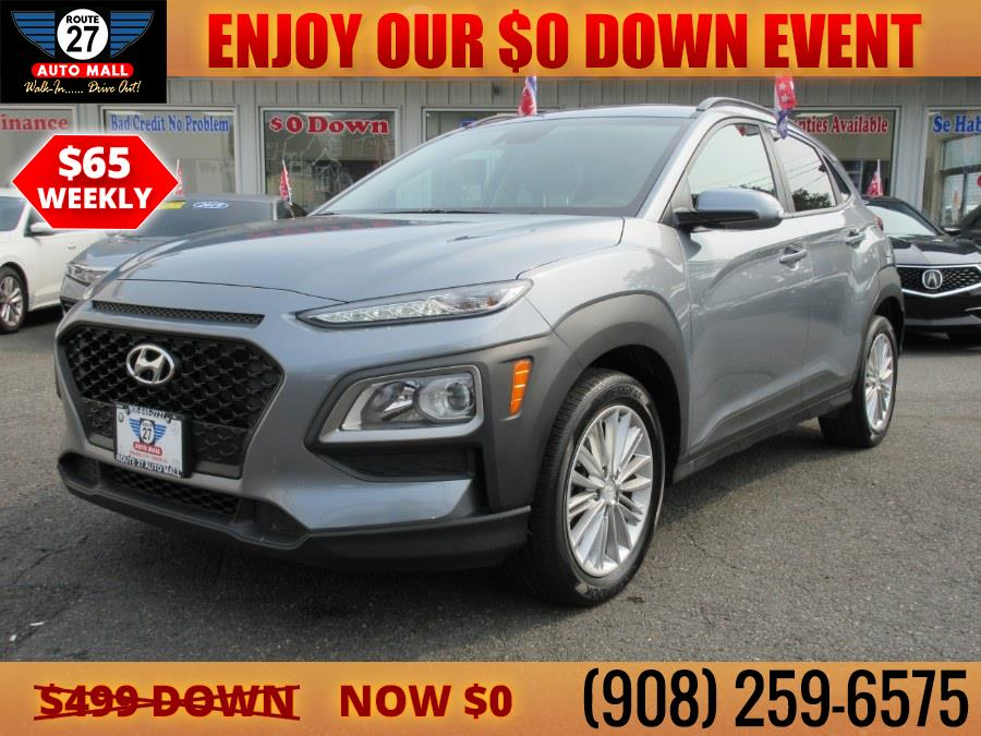 Used 2019 Hyundai Kona in Linden, New Jersey | Route 27 Auto Mall. Linden, New Jersey