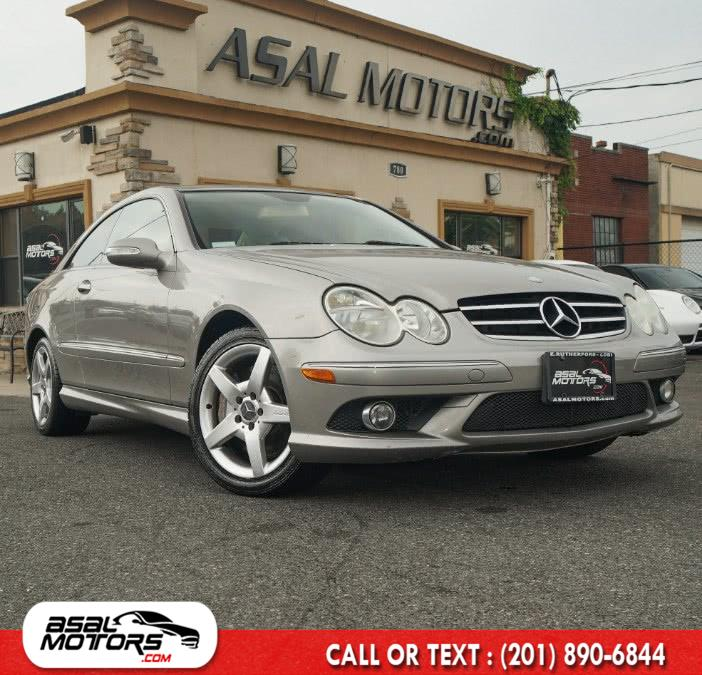 Used Mercedes-Benz CLK-Class 2dr Coupe 5.5L 2007 | Asal Motors. East Rutherford, New Jersey