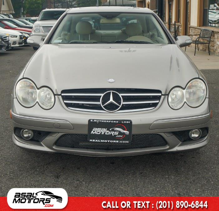 Used Mercedes-Benz CLK-Class 2dr Coupe 5.5L 2007   Asal Motors. East Rutherford, New Jersey