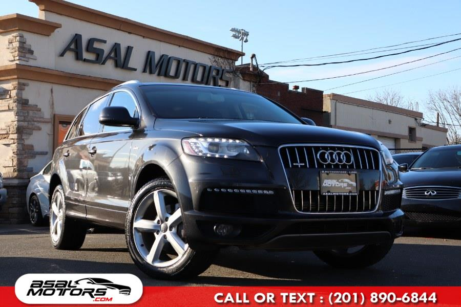 Used 2014 Audi Q7 in East Rutherford, New Jersey | Asal Motors. East Rutherford, New Jersey