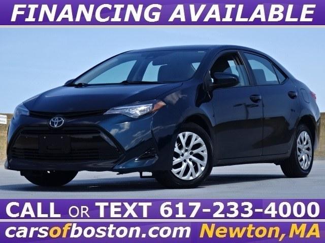 Used 2019 Toyota Corolla in Newton, Massachusetts | Cars of Boston. Newton, Massachusetts