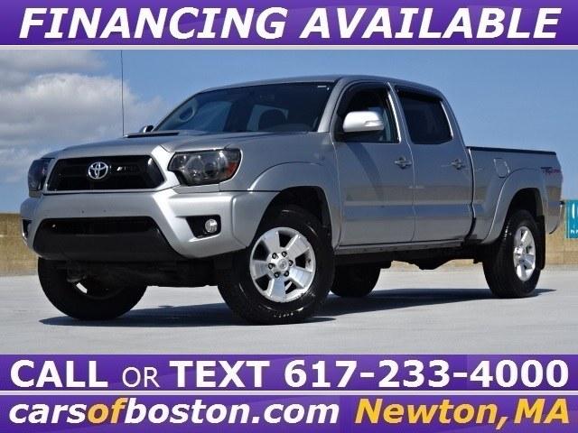 Used 2014 Toyota Tacoma in Newton, Massachusetts | Cars of Boston. Newton, Massachusetts