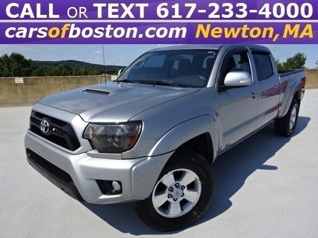 Used Toyota Tacoma 4WD Double Cab LB V6 AT (Natl) 2014   Jacob Auto Sales. Newton, Massachusetts