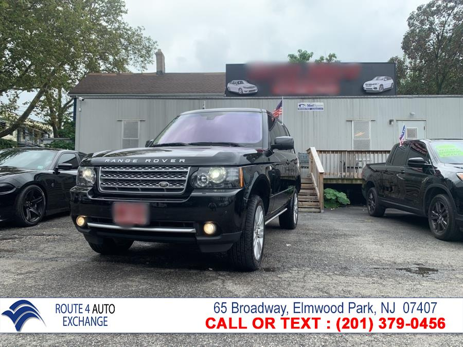 Used Land Rover Range Rover 4WD 4dr SC 2012 | Route 4 Auto Exchange. Elmwood Park, New Jersey