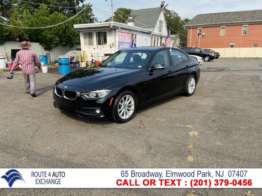 Used BMW 3 Series 320i Sedan 2018   Route 4 Auto Exchange. Elmwood Park, New Jersey