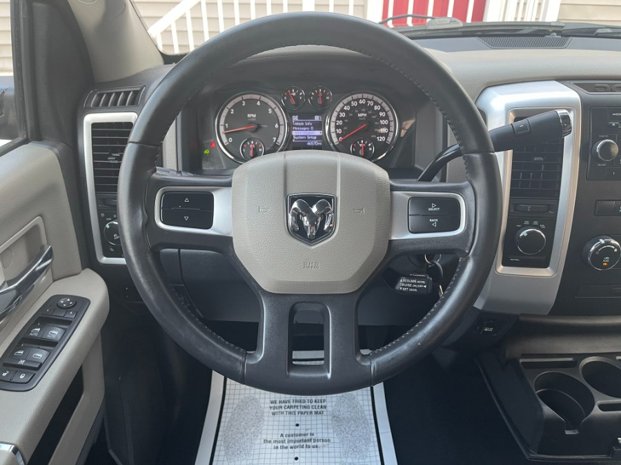 """Used Ram 1500 4WD Quad Cab 140.5"""" Big Horn 2011 