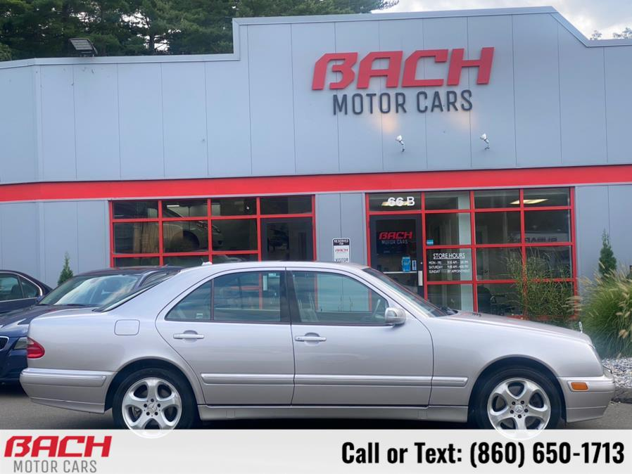 Used Mercedes-Benz E-Class 4dr Sdn 4.3L AWD Special Edition 2002   Bach Motor Cars. Canton , Connecticut