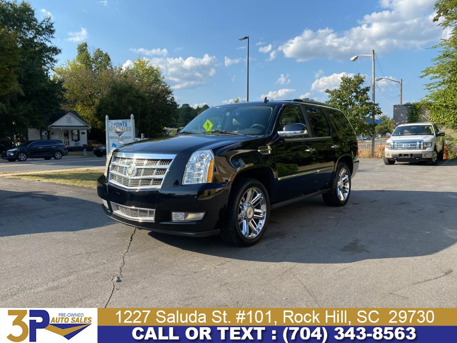 Used 2009 Cadillac Escalade in Rock Hill, South Carolina | 3 Points Auto Sales. Rock Hill, South Carolina