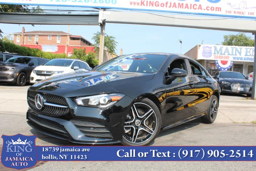 Used Mercedes-Benz CLA CLA 250 Coupe 2020 | King of Jamaica Auto Inc. Hollis, New York