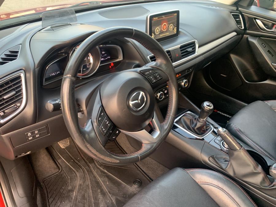 Used Mazda Mazda3 4dr Sdn Man s Grand Touring 2015 | Auto Haus of Irvington Corp. Irvington , New Jersey