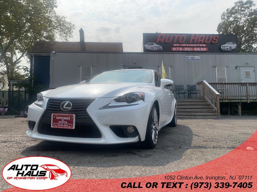 Used 2014 Lexus IS 250 in Irvington , New Jersey | Auto Haus of Irvington Corp. Irvington , New Jersey