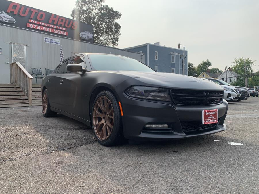 Used Dodge Charger 4dr Sdn Road/Track RWD 2015   Auto Haus of Irvington Corp. Irvington , New Jersey
