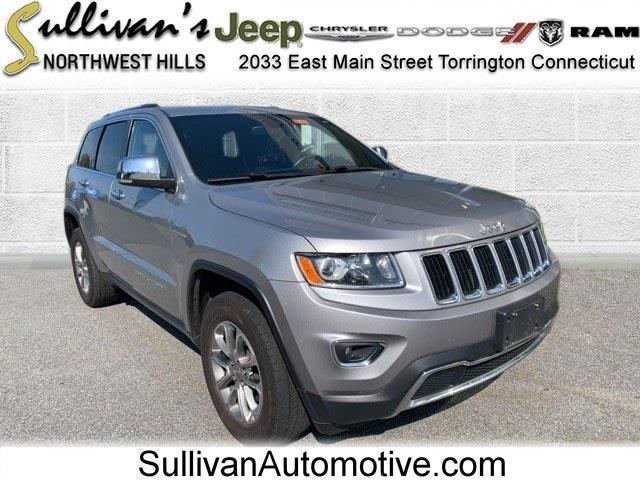 Used 2015 Jeep Grand Cherokee in Avon, Connecticut | Sullivan Automotive Group. Avon, Connecticut